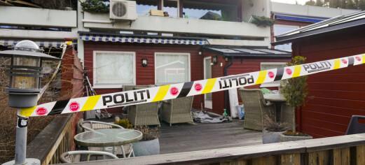 Røa-drapet: Politiet vil ha full rettspsykiatrisk undersøkelse av Tor Kjærviks sønn