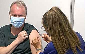 Oslo får rekordmange vaksiner til uka