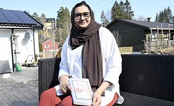 Sammia (45) gir ut Norges første samlivsbok for muslimer: - Men egentlig passer boka for alle