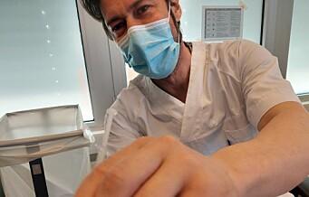 Smitten går jevnt nedover i Oslo mens nær 180.000 innbyggere er koronavaksinert med første dose