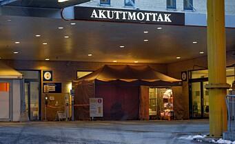 Strømmen forsvant ved deler av Ullevål sykehus. Men rammet ikke operasjonsstuer