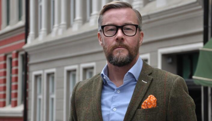 Andreas Meeg-Bentzen tar over som ny midlertidig leder av Oslo Frp.