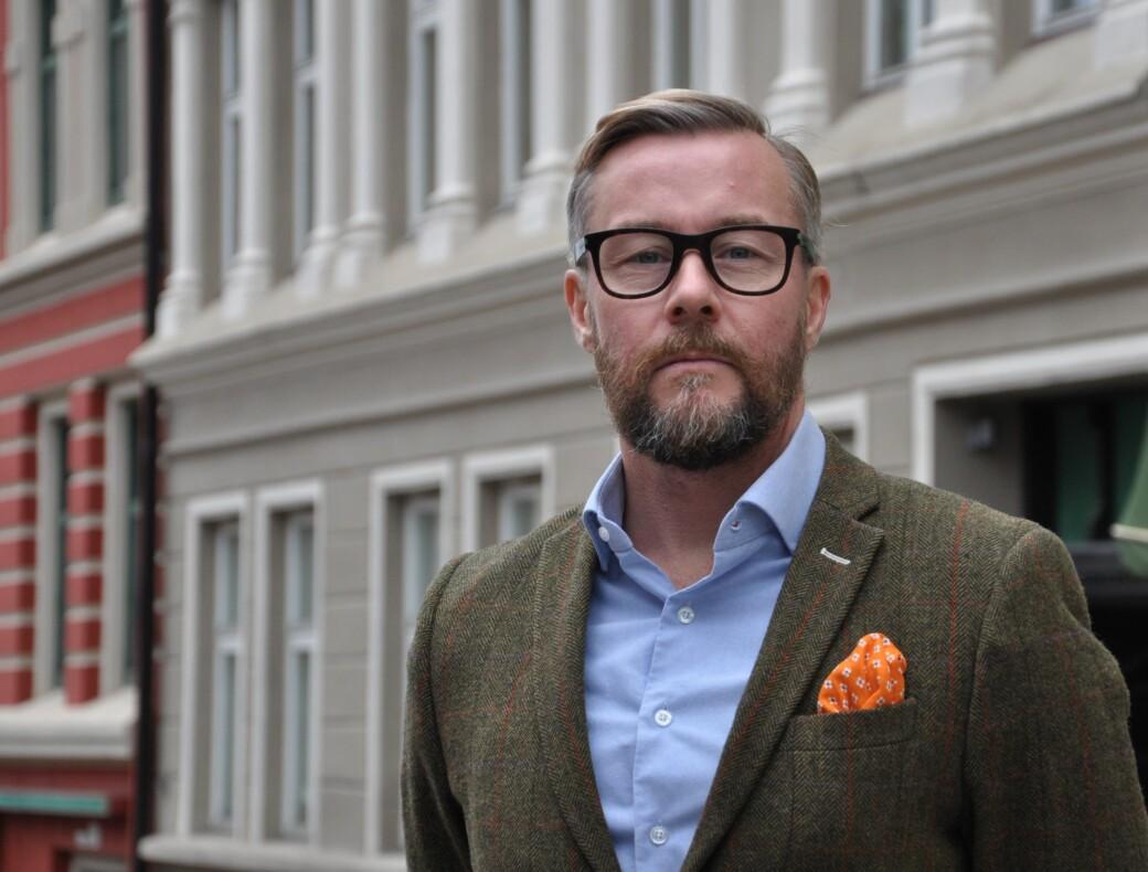 — Dagens politihus og Oslo fengsel er nabobygg som er forbundet med underjordiske kulverter, sier Andreas Meeg-Bentzen (Frp). Han mener nytt politihus bør kombineres med fortsatt fengselsdrift på Grønland.