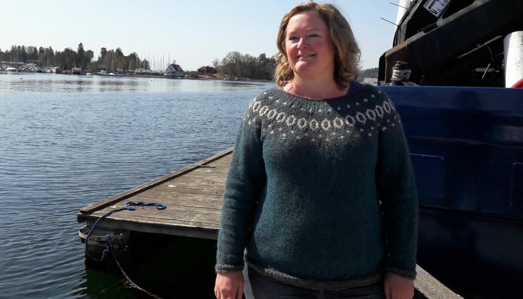Anne Haabeth Rygg venter utålmodig på at byrådet skal sette i gang med å plassere ut flere stasjoner hvor småbåtfolket kan få tømt dobøttene sine