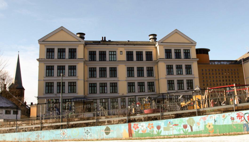 Ansatte og foreldre varslet om arbeidsmiljøkrise ved Kampen skole i 2017. Fortsatt har ikke utdanningsetaten ferdigbehandlet varselet.