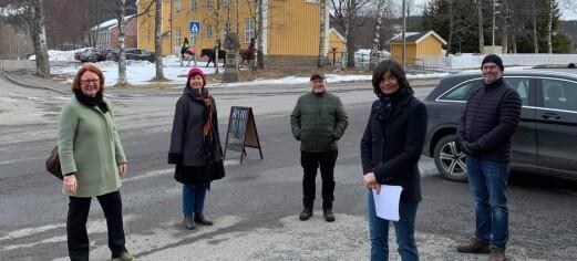 Oslo Sp: - Tiden er overmoden for trygg vei inn i Sørkedalen!