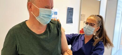 Vaksineutdelingen i Oslo påvirkes ikke av hvor Arbeiderpartiet står sterkest