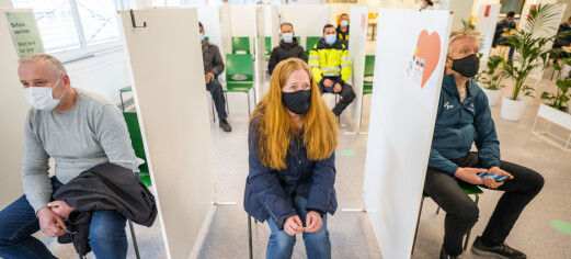 Flest smittes i eget hjem i Oslo