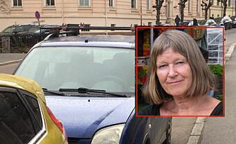 — Vårrengjøring i Oslos gater. Gi oss bedre informasjon!