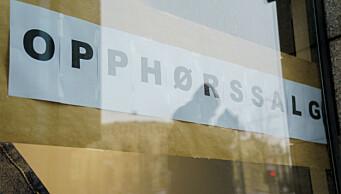 Virke frykter butikkdød i Oslo og Viken dersom det ikke lettes på koronatiltak