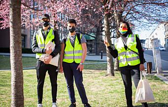 Bydel Frogner engasjerer ungdommer til å bekjempe ungdomssmitten i bydelen