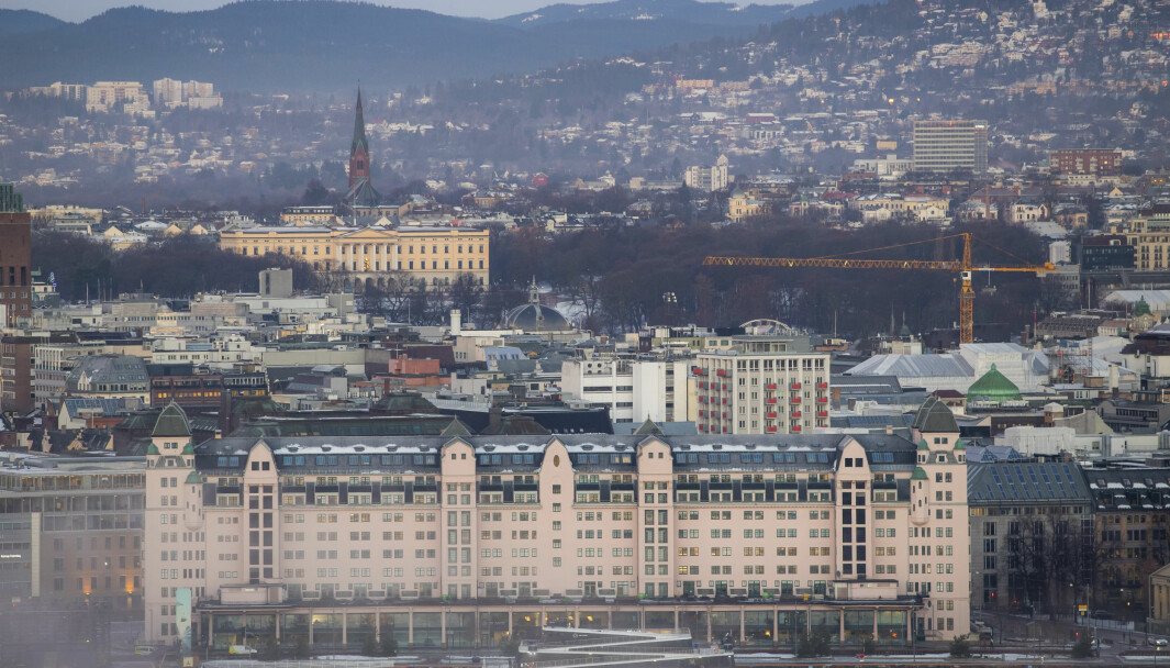 Oslopolitiet har hatt en aksjon mot et massasjeinstitutt i Oslo. De mener at det har pågått narkotikaomsetning fra stedet.S