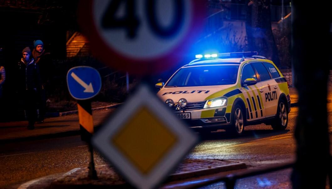— Vi har hatt 26 loggførte oppdrag om forstyrrelse av natteroen, og har hatt patruljer på nesten alle stedene, sier operasjonsleder Gjermund Stokkli