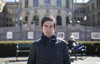 Tobias Svendsen (20) skal lede Oslo Frps valgkamp. Politikeren fra Høybråten er byens yngste valgkampleder