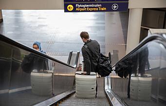 Uvanlig mange flyttet fra Oslo i fjor. Flere flyttet ut enn inn i byen