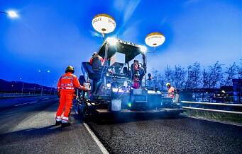 Asfaltsesongen er i gang: Se hvilke hovedveier i Oslo som snart får nytt dekke