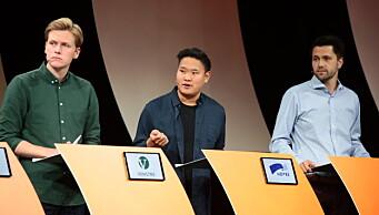 Tre ungdomspartier mister pengestøtte i Oslo