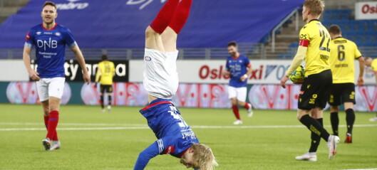 Skadepause: – Hvis Odin er skadefri, så har ikke jeg sett større potensial i norsk fotball