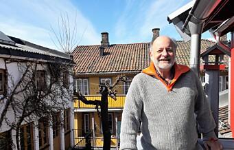 Over 40 av kattene på Kampen er plottet inn på Bjørns kattekart