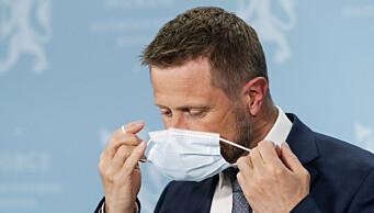 Bent Høie gir ingen garantier til Oslo om ekstra vaksinedoser