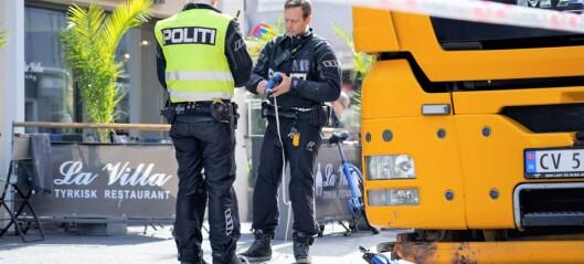 Lastebilsjåfør må i fengsel etter at syklist mistet beinet i påkjørsel i Grønlandsleiret