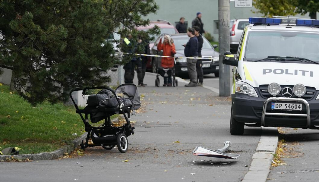 Mannen som kapret en ambulanse på Torshov er tiltalt for å ha forsøkt å drepe sju personer 22. oktober 2019.