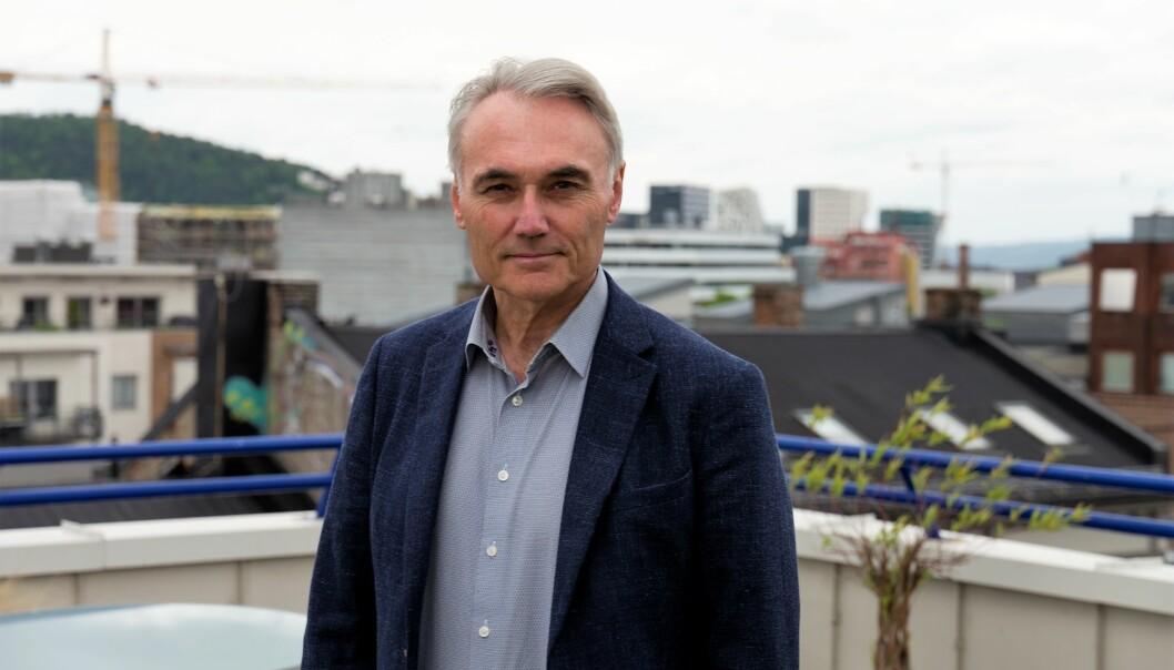 Avdelingsdirektør i vann- og avløpsetaten, Sigurd Grande, er leder for Fagrådet for vann- og avløpsteknisk samarbeid i Indre Oslofjord