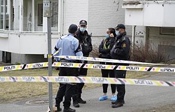 27-åringen som er siktet for drapsforsøk etter at en butikkansatt ble knivstukket på Lambertseter, er varetektsfengslet i fire uker