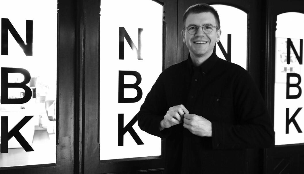 Norske Billedkunstnere strømmet digital appell for kunstnerne ved styreleder Ruben Steinum.