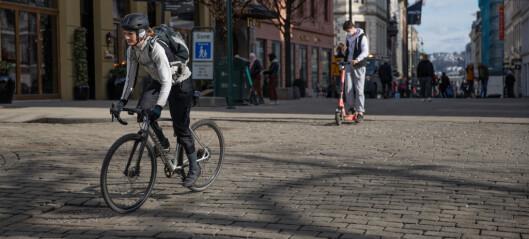 Pandemien endrer drastisk på oslofolks bevegelsesmønstre. Vi beveger oss 34 prosent mindre enn i 2019