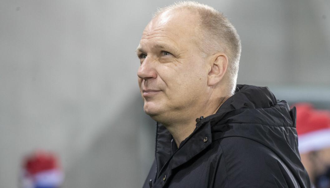 Vålerenga-trener Dag-Eilev Fagermo er optimist før sesongstarten.