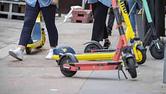 Ny elsparkesykkel-lov er klar. Nå kan Oslo kommune sette i gang