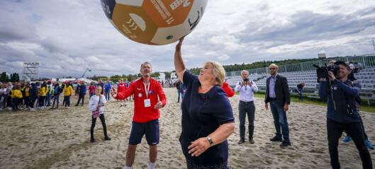 Norway Cup venter i det lengste med å avlyse