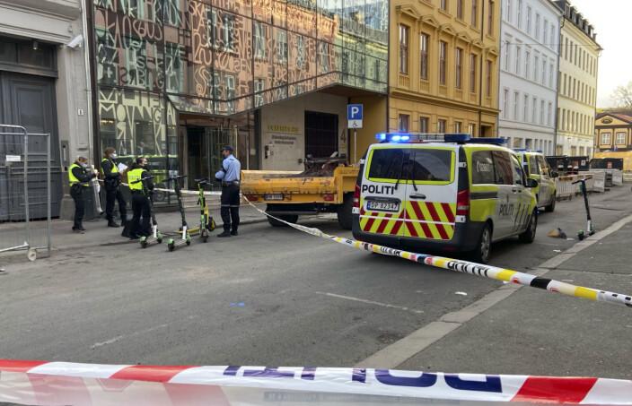 Mann pågrepet og siktet for drapsforsøk i Osterhaus gate i helgen