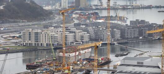 – Farger og ulike materialvalg skaper trivsel, mener byrådet. Lanserer fargeveileder for Oslo