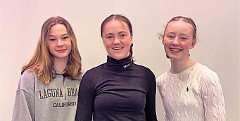 Tre elever fra Wang Ung Oslo på Hasle kjemper om finaleplassen i den europeiske statistikkonkurransen