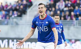 Vålerenga ble siste stopp for Johan Lædre Bjørdal. Stopperen legger støvlene på hylla for godt