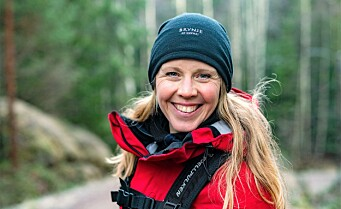 Turleder Christin (46) fra Ellingsrud sluttet på dagen i kontorjobben. Nå er hun nominert som Årets villmarking