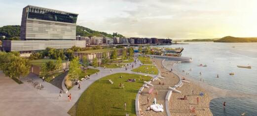 Her kommer Norges mest populære strand