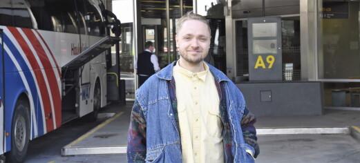 Byrådet stopper ny bussterminal over sporene på Oslo S. — På tide å få terminalen vekk fra Grønland, mener MDG-politiker
