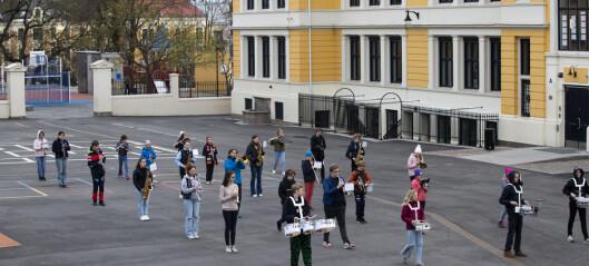 Korpsene i Oslo får spille på 17. mai