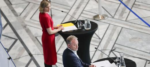 Oslo kommune ber om å få vaksineprioritere lærere