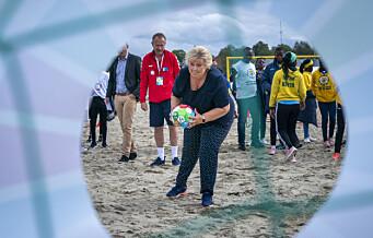 Regjeringen åpner for Norway Cup – varsler møte torsdag