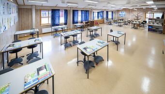 Norsk Lektorlag: For tidlig å gå over til gult nivå for skolene