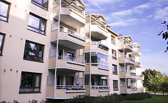 Meglersjef tror boligpristoppen er passert i Oslo