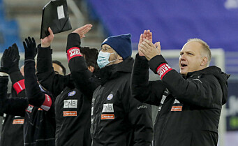 Omonia-trener Henning Berg tipper Vålerenga høyt på tabellen