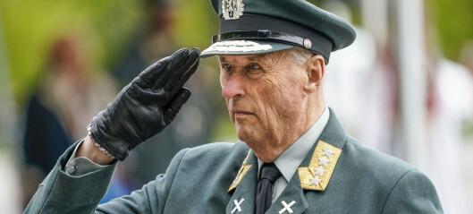 Kongen kommer ikke på Akershus festning på frigjøringsdagen