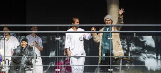 Sykehjemsetaten åpner opp ytterligere i Oslo, nå er det lov med små konserter