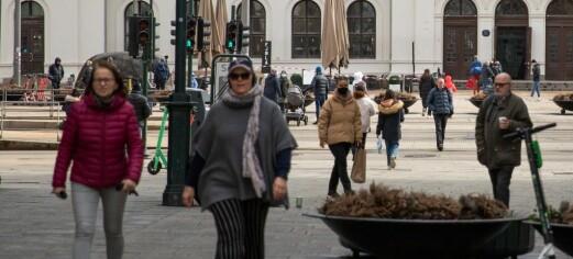 En av tre i Oslo har fått koronavaksine. Men blant de med mest smitte er kun 2,2 prosent ferdig vaksinert
