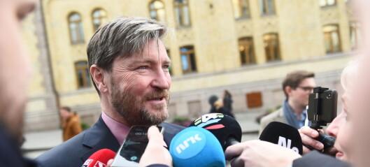 Oslo Frps Christian Tybring-Gjedde valgt inn i Fremskrittspartiets sentralstyre